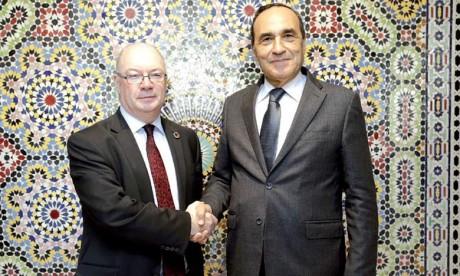 Alistair Burt : Le Royaume-Uni et le Maroc partagent les mêmes valeurs de tolérance et d'édification de l'État des institutions