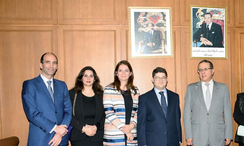 Le produit «Tamwil», objet du partenariat, s'appuiera sur l'expérience de MorSEFF,  une ligne de financement pour l'énergie durable lancée en 2015 par la BERD au Maroc.Ph. Kartouch