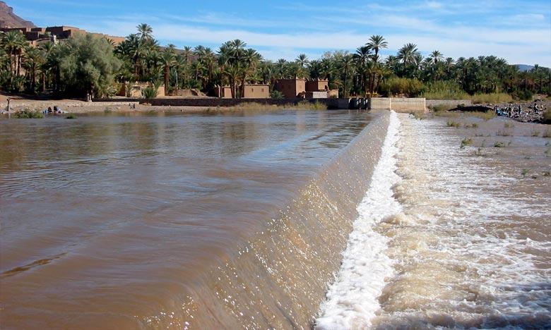 La convention de jumelage qui a été signée, à Errachidia, vise à échanger les connaissances sur la gestion des crues, la protection contre les inondations et la gestion des barrages. Ph : DR