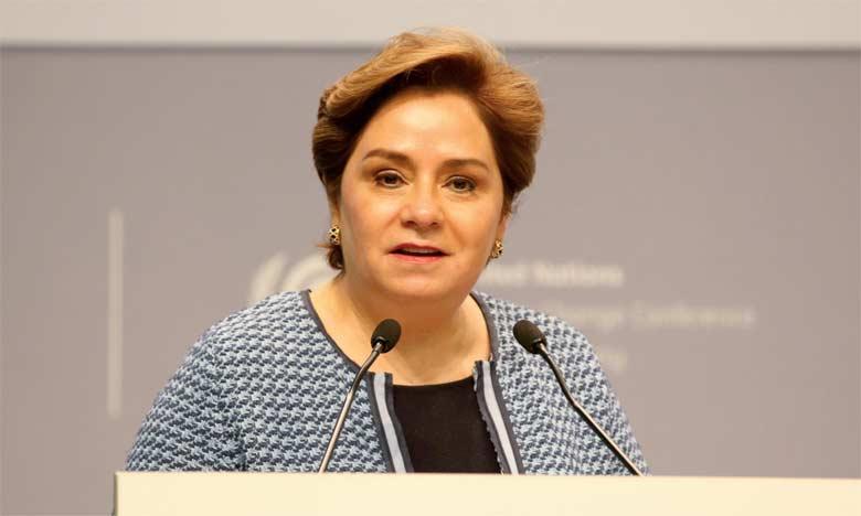 Patricia Espinosa, Secrétaire exécutive de la Convention-cadre des Nations unies sur le changement climatique. Ph. ONU