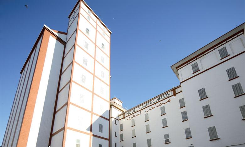 La SNMM a été créée en 1918 par le groupe français les Grands moulins de Paris, après avoir été cédée en 1969 à la famille Alj.