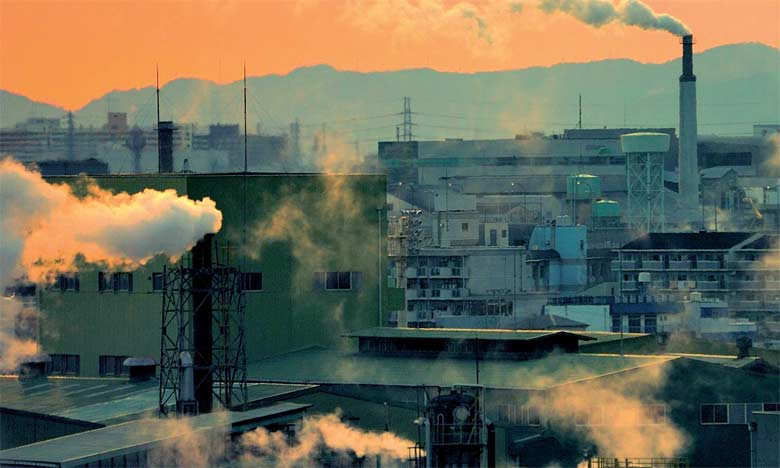 La pollution de l'air est jugée responsable de plus de 400.000 morts prématurées par an dans l'Union européenne. Ph. DR