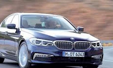 BMW s'attend à une accélération à deux chiffres cette année
