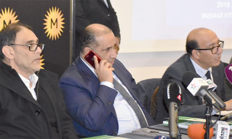 Saïd Hasbane mate définitivement l'opposition !