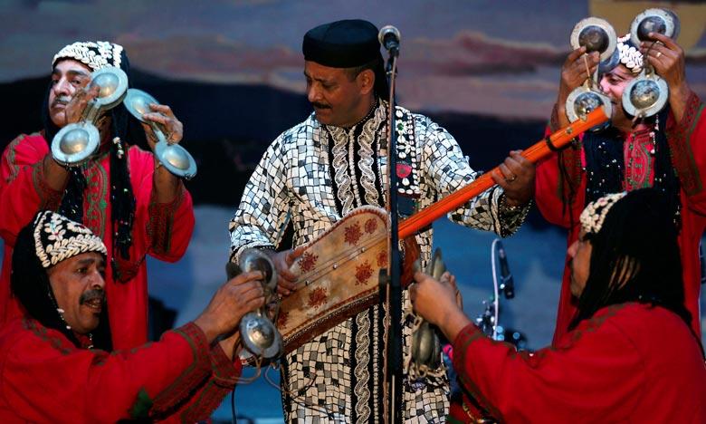 Hamid El Kasri enflamme le public à Addis-Abeba