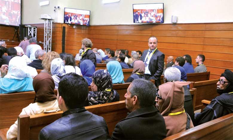 L'affaire Gdim Izik a respecté toutes les garanties du procès équitable, selon les observateurs internationaux.