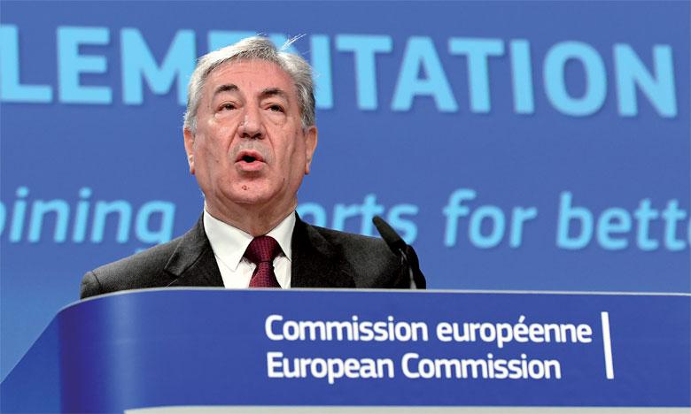 Bruxelles convoque neuf pays  parmi les mauvais élèves de l'UE