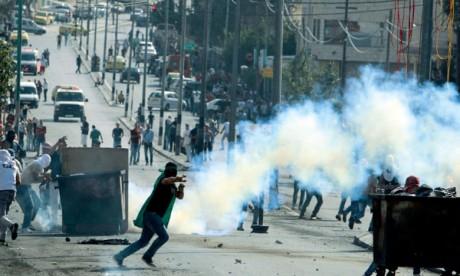 Dix Palestiniens blessés dans des affrontements avec les forces israéliennes au sud de Bethléem