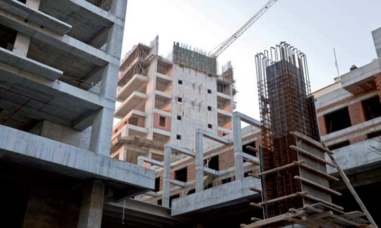 Selon les organisateurs, le secteur de la constrcution, y compris les infrastructures, représente un marché de 50 milliards de dollars au Maroc.