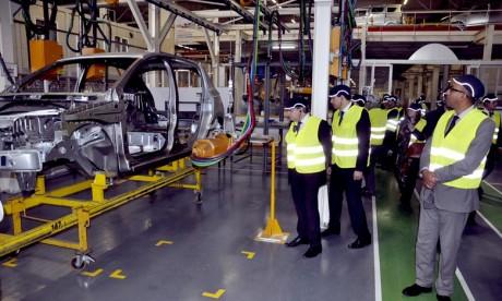 Renault Maroc s'accapare 41,8% de part de marché en 2017