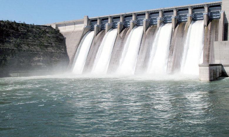 Projets de grands barrages  à Souss-Massa