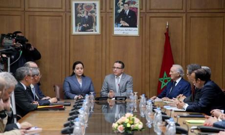 La CGEM salue l'accord entre le ministère des Finances et le GPBM