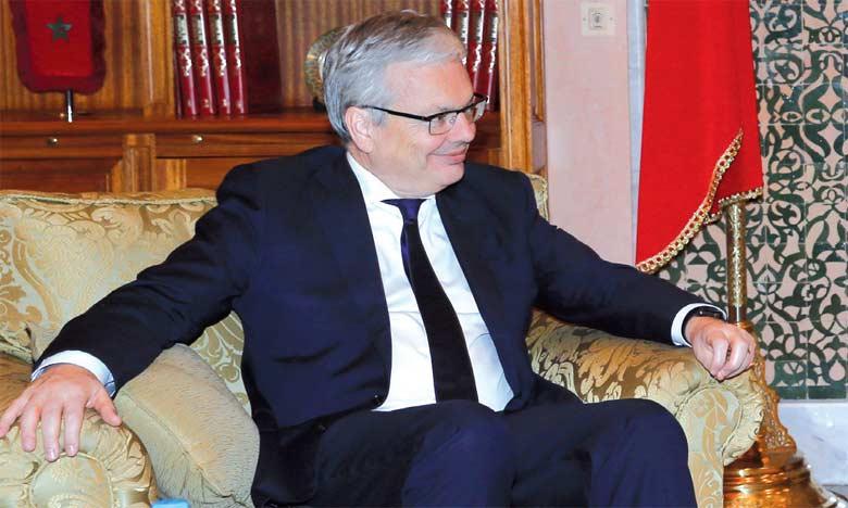 «Nous voulons que les entreprises marocaines  et belges travaillent ensemble en Afrique»