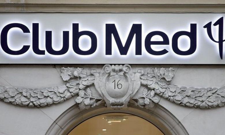 Club Med enregistré un volume d'affaires en progression de 6,5% au premier semestre2017, à 875 millions d'euros.