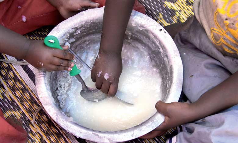 Lancement de African Leaders  for Nutrition