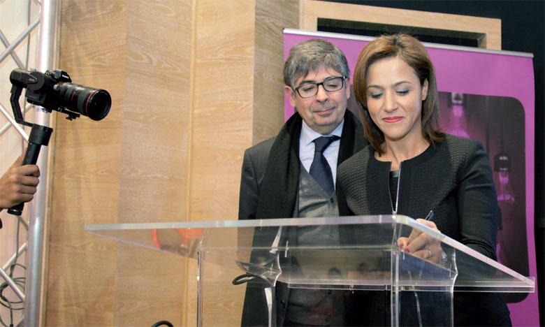 Inwi a profité du lancement de «innov.inwi.ma» pour signer un partenariat avec l'association Réseau Entreprendre Maroc.