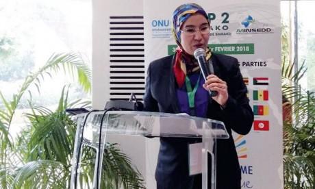 Le Maroc entend adhérer  à la Convention de Bamako