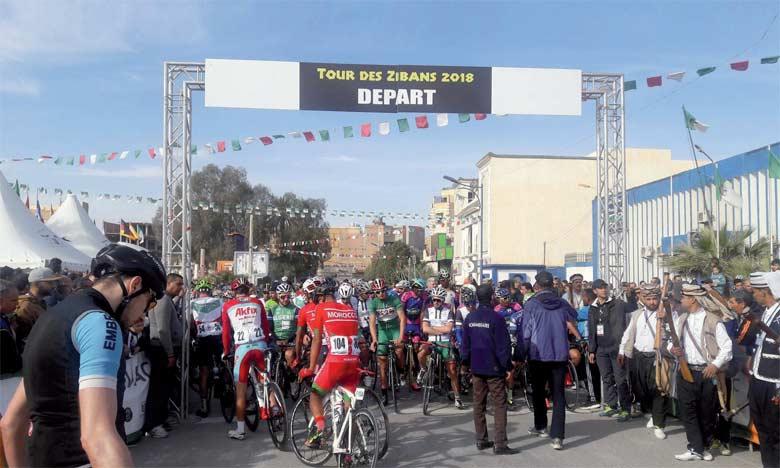 Le cycliste marocain Abdallah Hida  s'adjuge la première édition