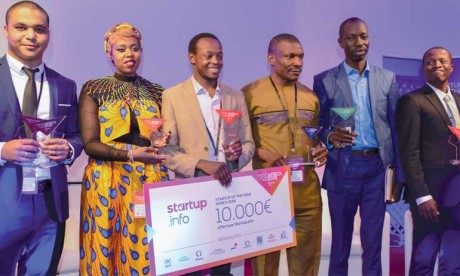 Le concours «Startup of the Year Africa» prend du galon