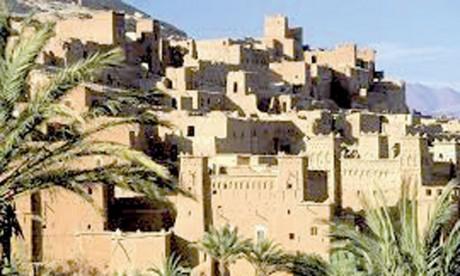Croissance à deux chiffres pour les arrivées et  les nuitées à Ouarzazate