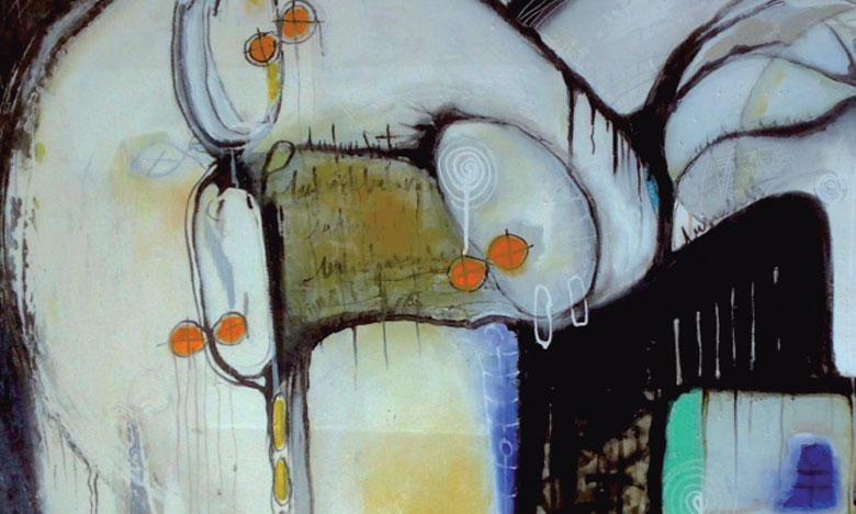 Hassan Kouhen ou l'œuvre audacieuse  d'une intensité stylistique originale