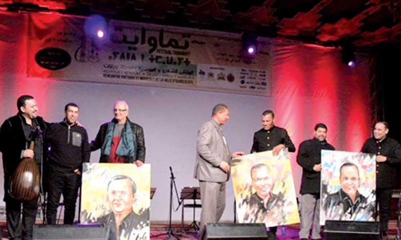 «Entre les deux rives», spectacle marocain et espagnol au Festival «Tamawayt»