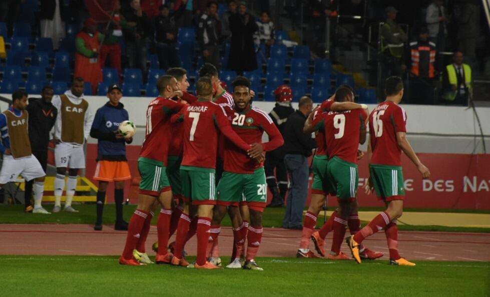Le Maroc en finale après sa victoire sur la Libye