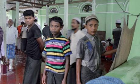 Un rapport de l'ONU accable la Birmanie pour  les «graves violations» contre les enfants