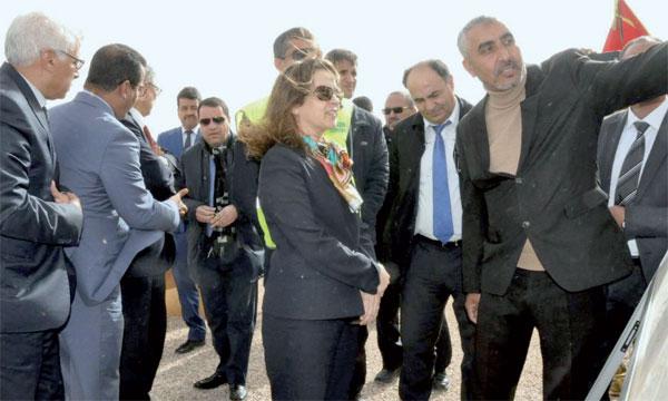 Le secrétariat d'État procèdera au lancement des travaux de réalisation de quatre barrages collinaires dans les provinces de Laâyoune, Smara et Tarfaya pour une capacité totale de 1,7 million de m3.
