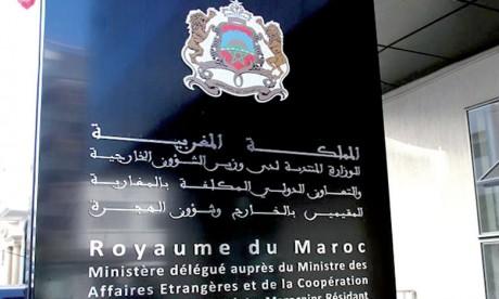 Le ministère chargé des MRE soutient la famille