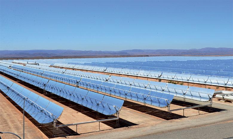 Le programme de développement de l'énergie solaire «Noor» est au cœur de la politique écologique du Maroc.