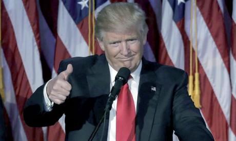 Les discussions entre Séoul  et Pyongyang sont «une bonne chose», selon Trump