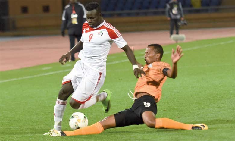 Le Soudan et le Nigeria  se disputent une place en finale