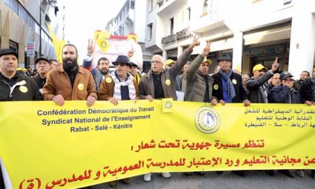 Le syndicat de l'enseignement supérieur appelle à une grève nationale le 20 février prochain
