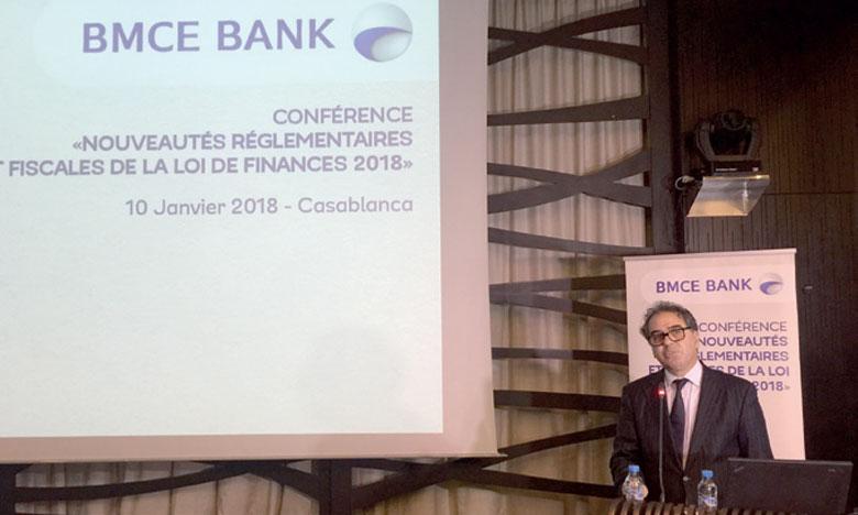 Pour Azzeddine Alami Hamdouni, directeur régional Casablanca Nord de BMCE Bank Of Africa, la loi de Finances 2018 devra promouvoir la dématérialisation des procédures administratives, encourager l'investissement et améliorer le climat des affaires.