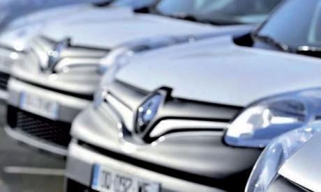 Le Maroc, 15e marché de Renault en 2017