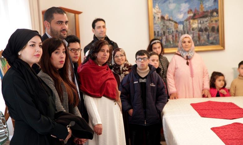 Des enfants marocains remportent le prix d'honneur de la 45e édition