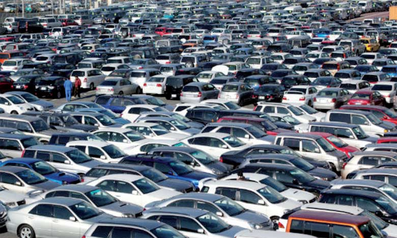 2,11 millions de voitures neuves immatriculées  en 2017