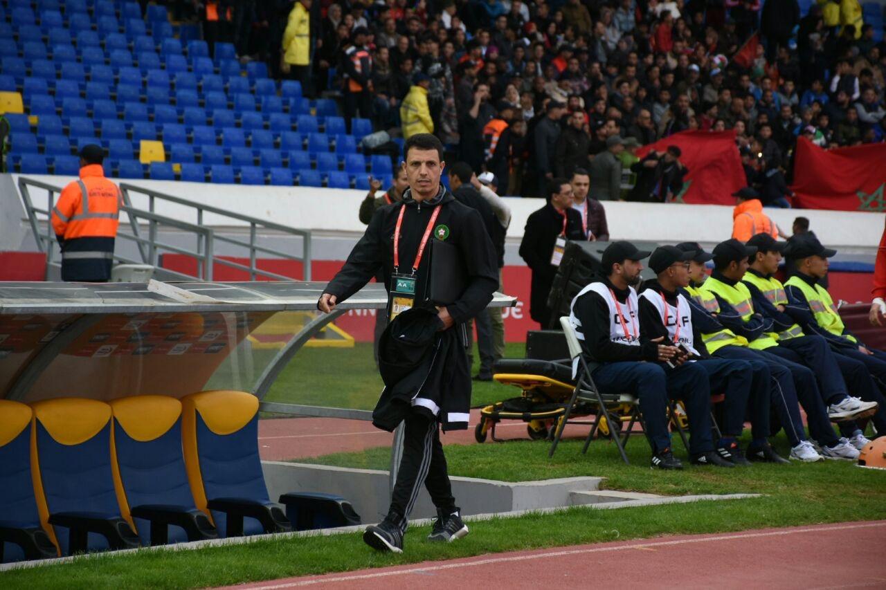Jamal Sellami : « on mérite notre victoire et notre qualification en quart de finale»
