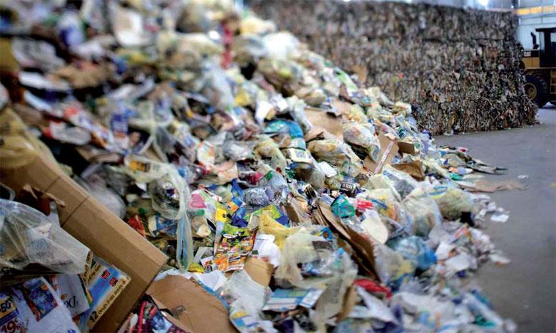 La cité ocre résolument engagée dans  la valorisation de déchets