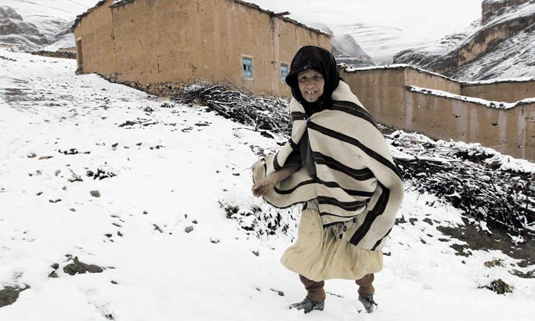 La région Fès-Meknès se mobilise contre le froid