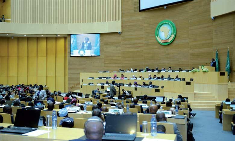 La Commission de l'UA avalise une résolution demandant à l'Union africaine de soutenir les efforts de l'ONU visant à trouver une solution consensuelle et définitive à la question du Sahara marocain