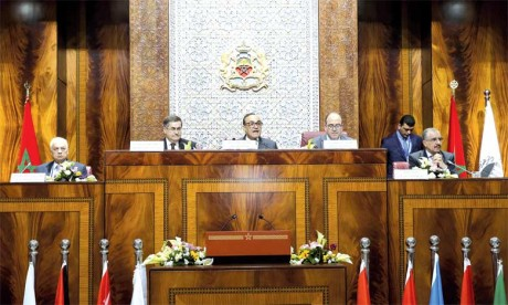 Les deux Chambres du Parlement renforcent leur coordination pour mieux défendre les intérêts supérieurs du Royaume