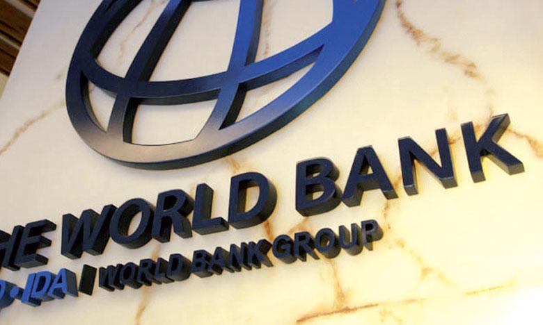 La Banque mondiale revoit à la baisse ses prévisions pour le Maroc