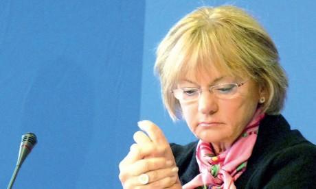 La présidente du Parlement danois en visite dans  le Royaume