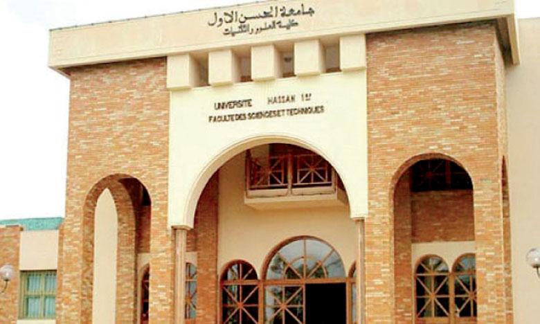 Lancement du projet «INSITES» à l'Université Hassan 1er