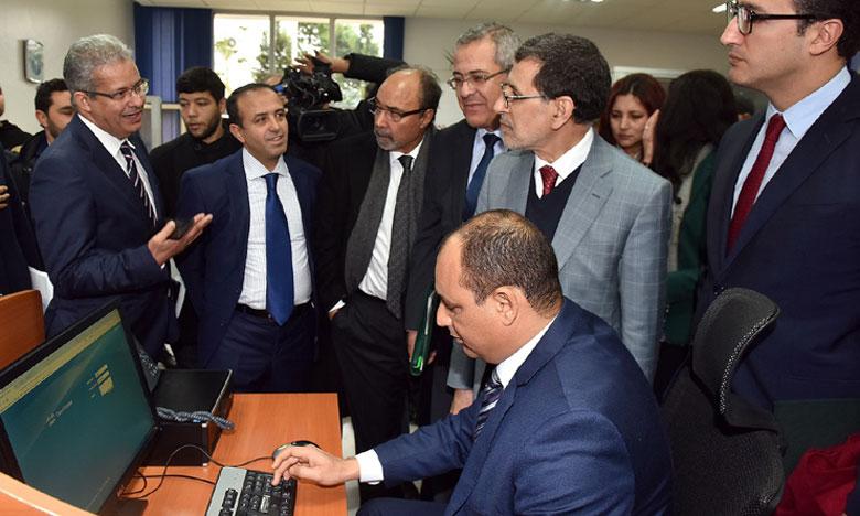 Le gouvernement lance son service  de réclamation en ligne «Chikaya.ma»