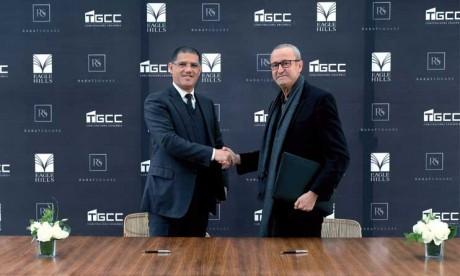 La construction de One Rabat Square et Via Rabat confiée à TGCC