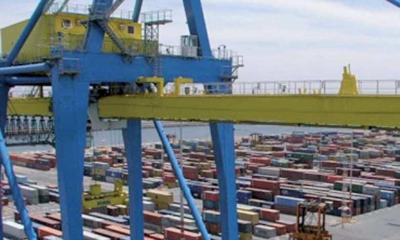Le trafic portuaire en hausse de 8,1% en 2017