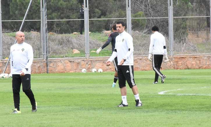 Jamal Sellami: «Nous sommes fin prêts pour aller jusqu'au bout de nos objectifs»